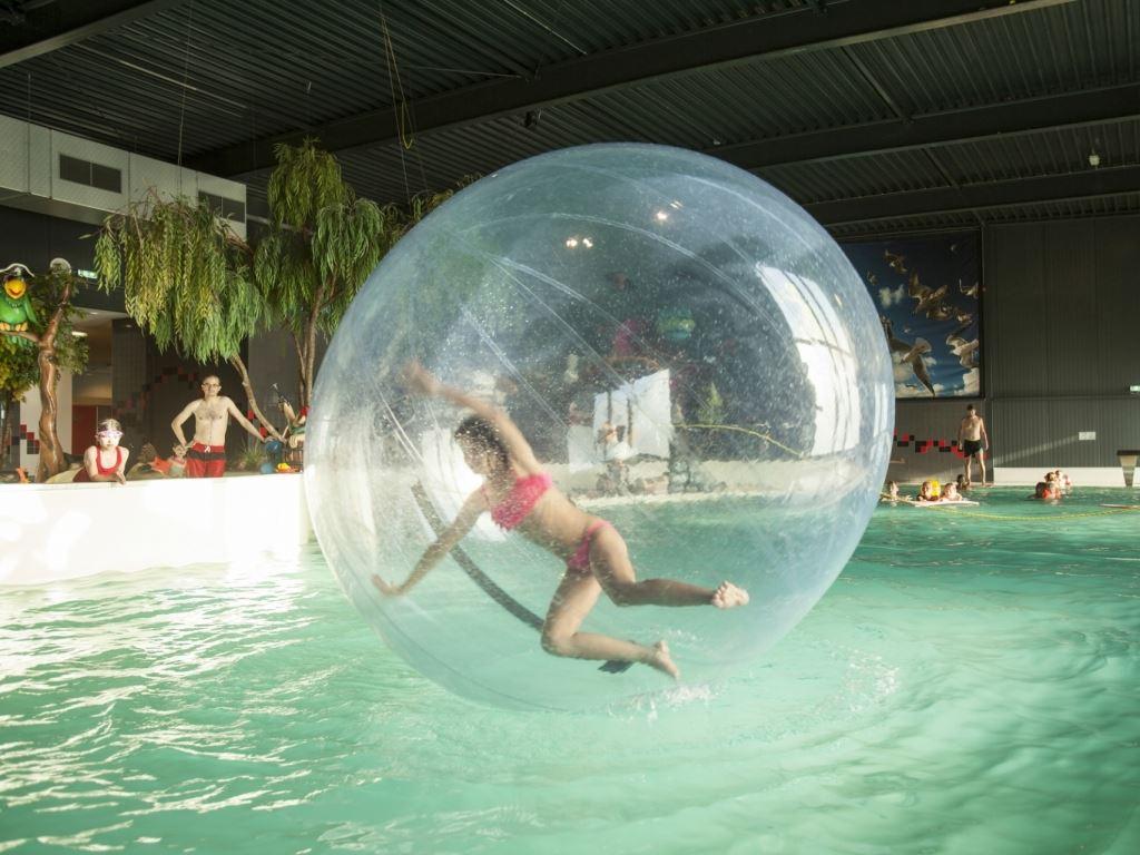 Modern Playground Slide