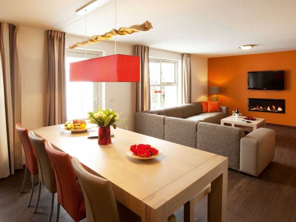8 person bungalow extra luxury 8el on landal hoog vaals for Furniture 63376