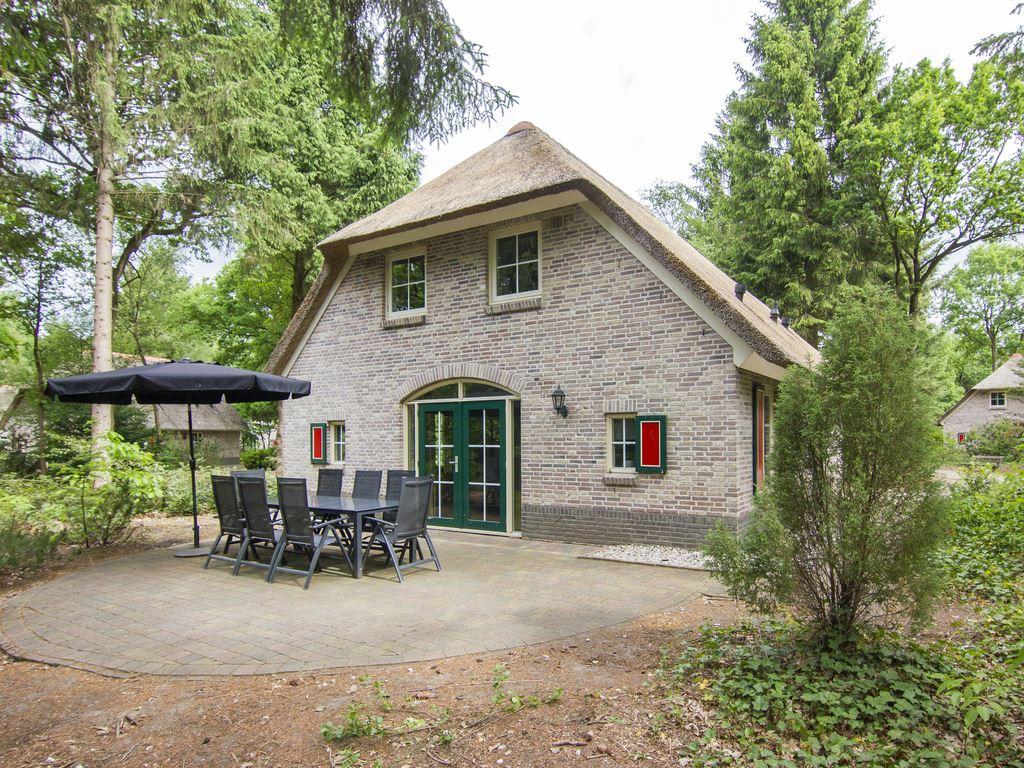 8 Person Farmhouse Luxury 8el On Landal Het Land Van Bartje