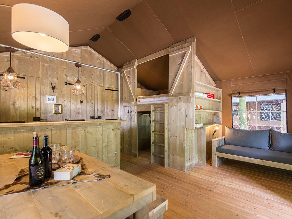 6 Person Safari Tent 6st On Landal Rabbit Hill