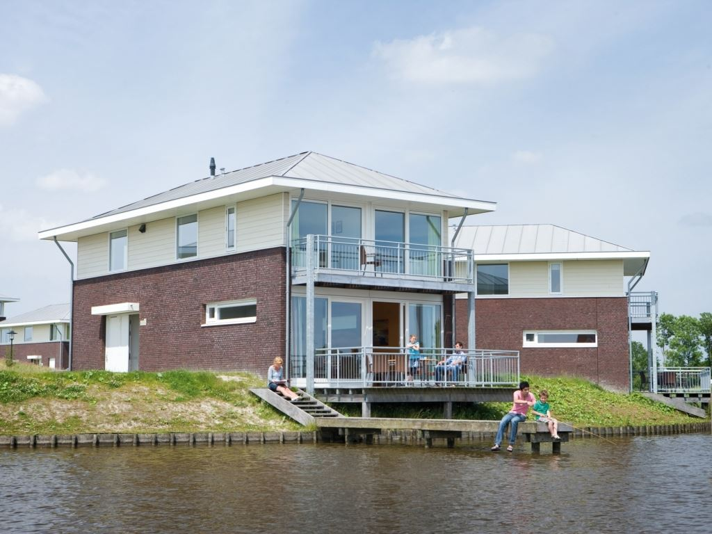 8-persoons woning