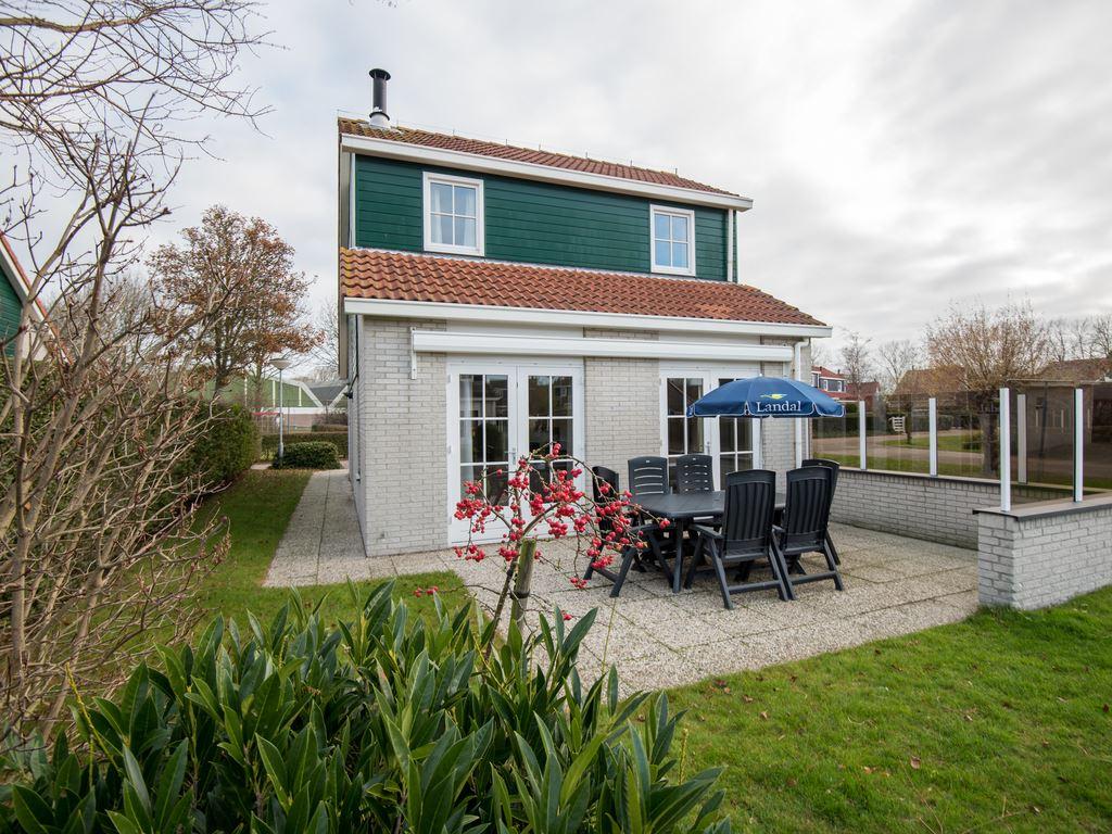 6-persoons villa