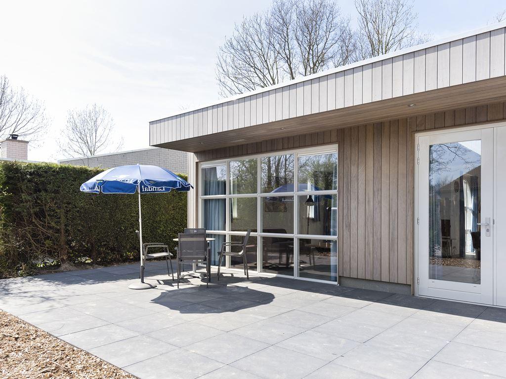 10-persoons bungalow - speciaal toegankelijk
